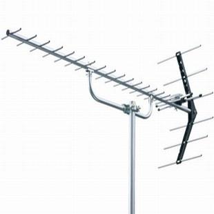 テレビ共聴・電波障害防除のイメージ